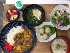 大八木京子料理